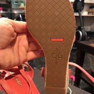 Cole Haan women's sandals wedges